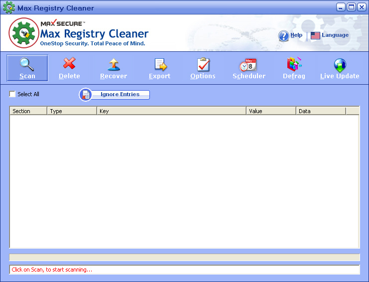 Max Registry Cleaner is Award Winning Advanced Registry Optimizer for Windows.